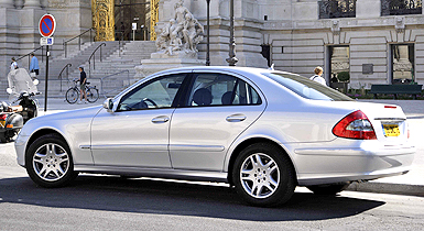 Paris Limousines : Special offers of car with driver